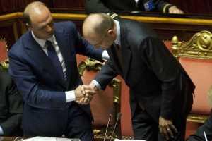 Senato - mozione sfiducia Alfano