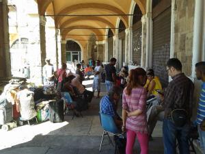 nomadi piazza